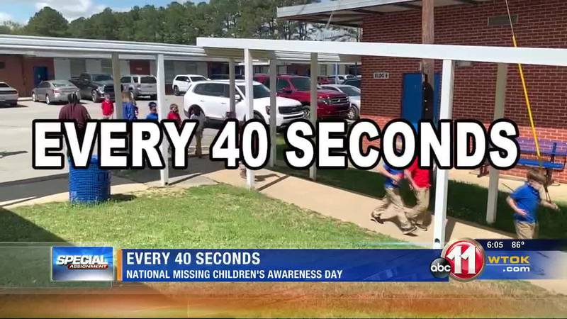 Special Assignment: Every 40 Seconds