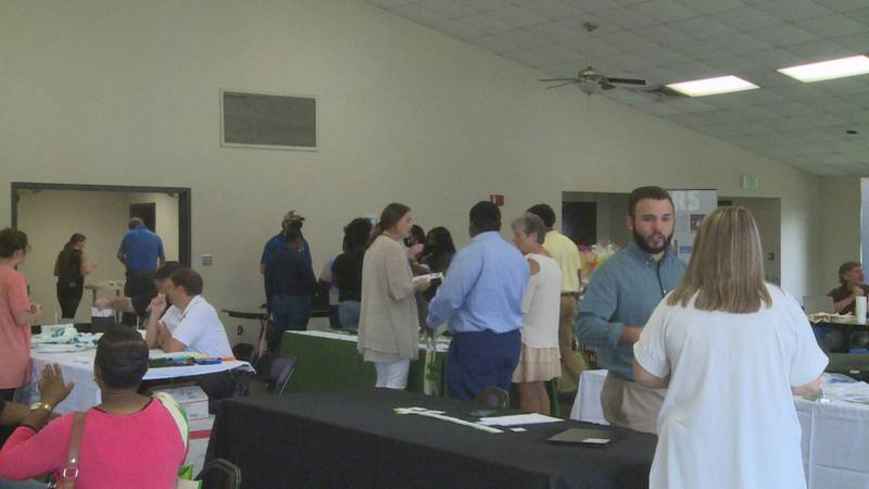 Sumter County Hiring Event