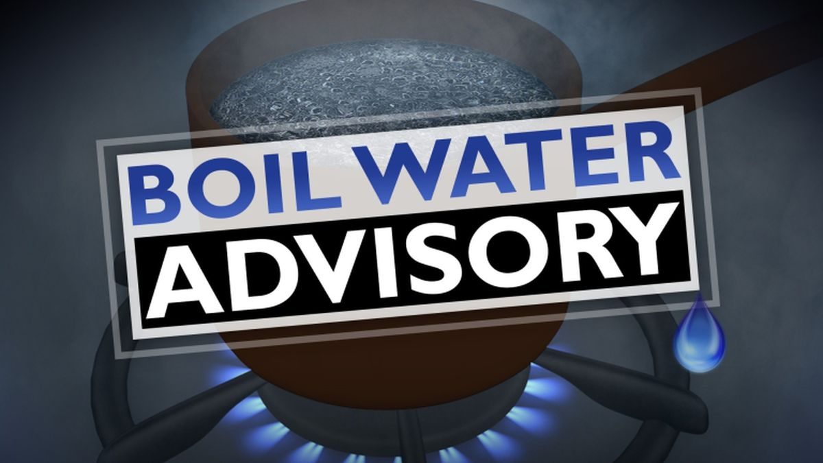 Meridian has issued a Boil Water Notice for the southwestern part of the city and any customers...