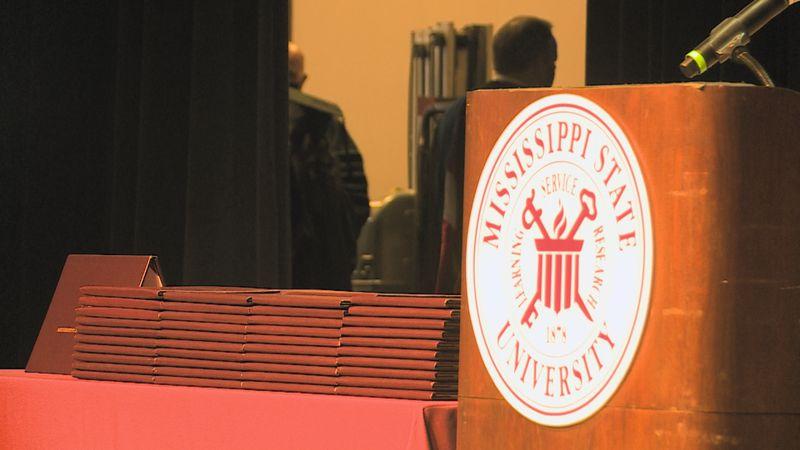 MSU-Meridian Graduation.
