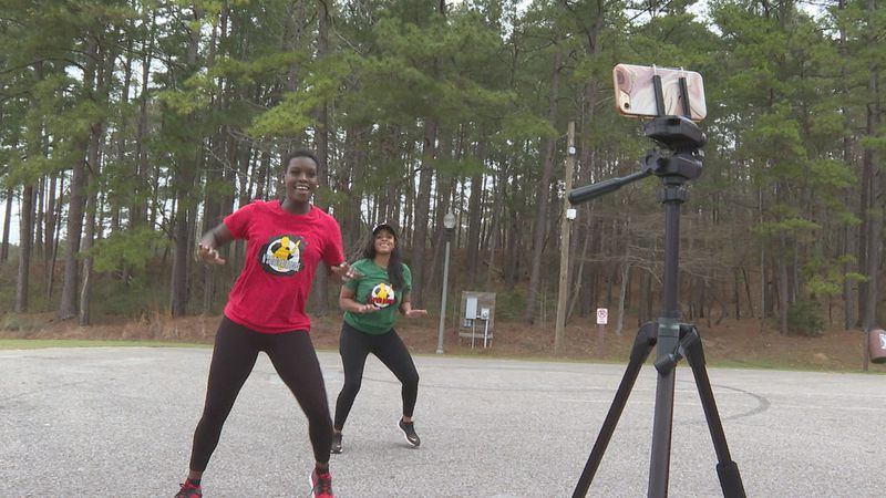 A local group in Meridian is celebrating International Women's Month with the art of dancing.