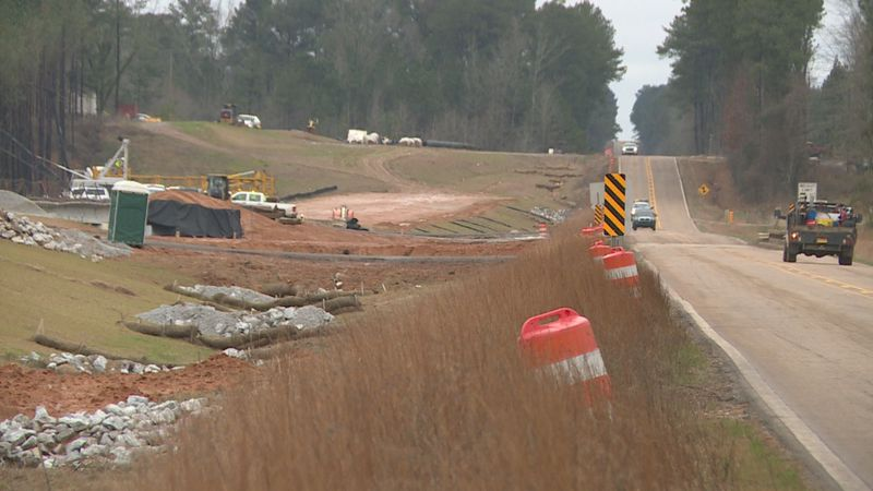 Multi-million dollar infrastructure projects are underway in Neshoba County.