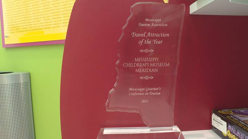 The award given to the museum.