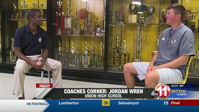 Coaches Corner: Coach Jordan Wren (Union Yellowjackets)
