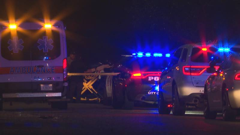 The victim of a Sunday shooting at village apartments is partially paralyzed and remains in the...