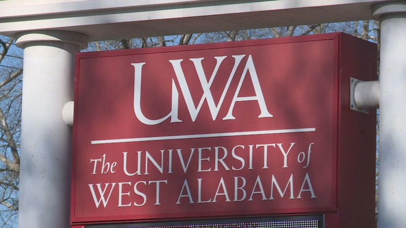 The University of West Alabama.