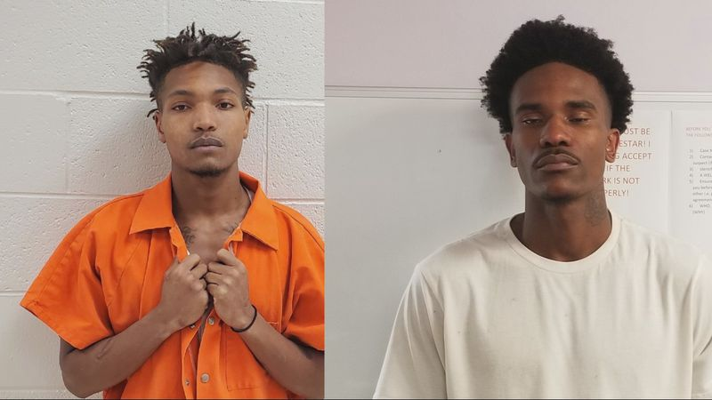 20-year-old Nike Talley and 22-year-old Devon Thompson are both charged with attempted murder...