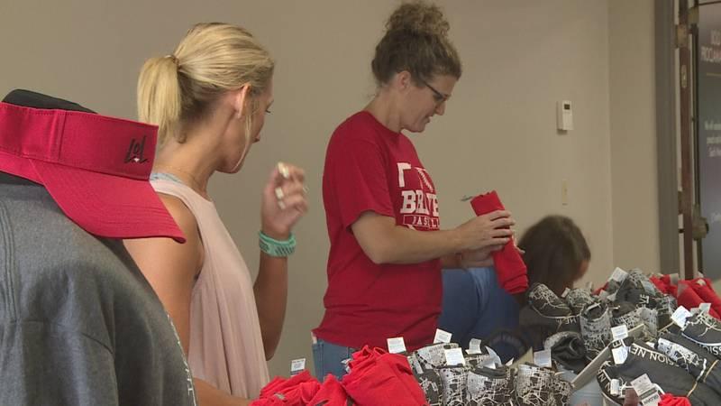 Volunteers prepare for week-long mission in Meridian