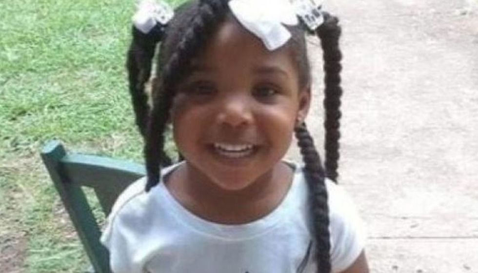 Kamille McKinney, nicknamed Cupcake, was kidnapped outside her Birmingham, Ala., home while...