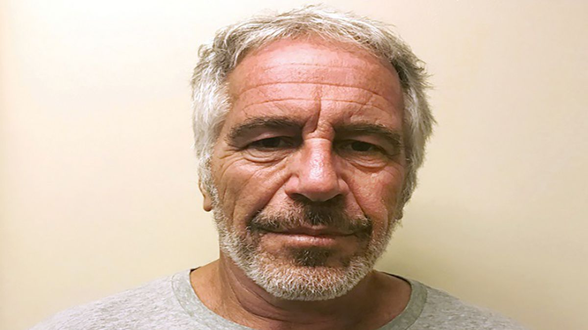 This March 28, 2017 file photo provided by the New York State Sex Offender Registry shows Jeffrey Epstein. (Source: New York State Sex Offender Registry via AP, File)