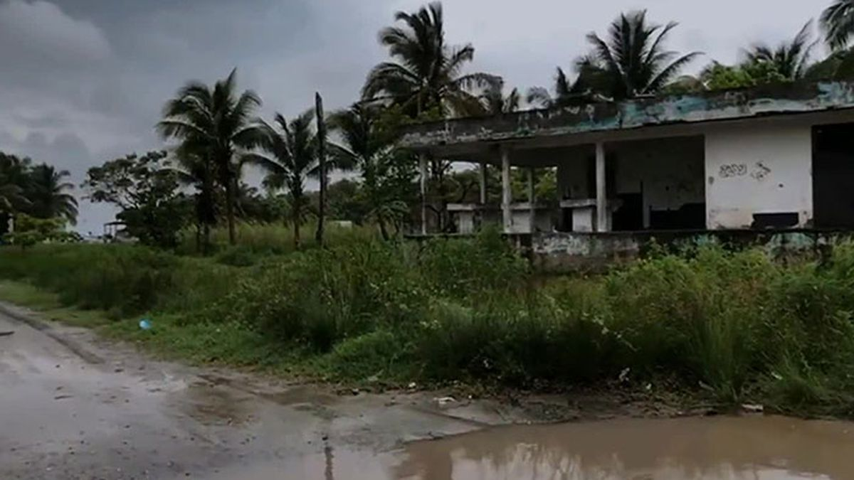 Tropical Storm Cristobal makes landfall in Mexico. (Source: CNN)