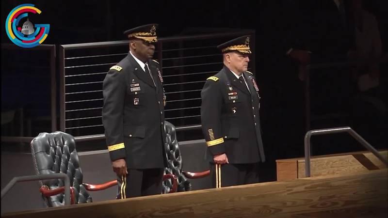 Four-Star General Lloyd Austin is President-elect Joe Biden's pick to lead the Department