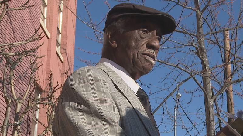 Former Ward 4 city councilman Jesse Palmer Sr. died Tuesday.