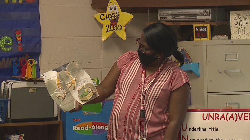 As of Monday, teachers in Mississippi are among groups eligible to get a COVID-19 vaccine and...