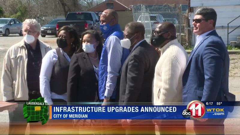 Major infrastructure project announced in Meridian