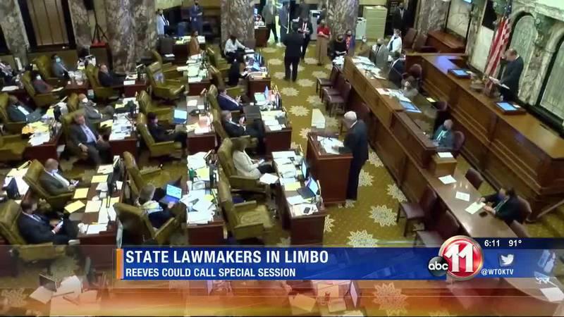 State lawmakers in limbo on Medical Marijuana Bill