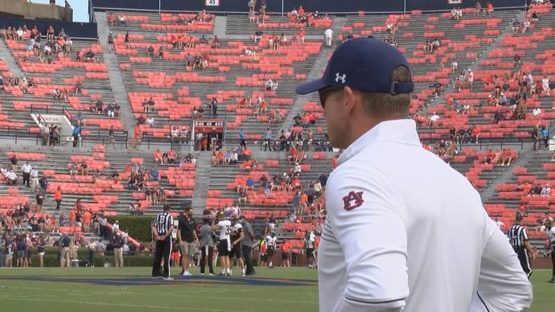 Head Coach Bryan Harsin and the Tigers will face their first true test of the 2021 season by...