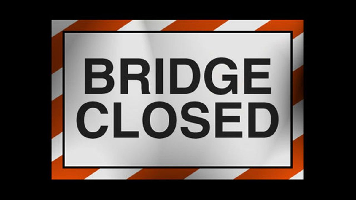 The Mississippi Department of Transportation is temporarily closing a bridge on Highway 80 in...