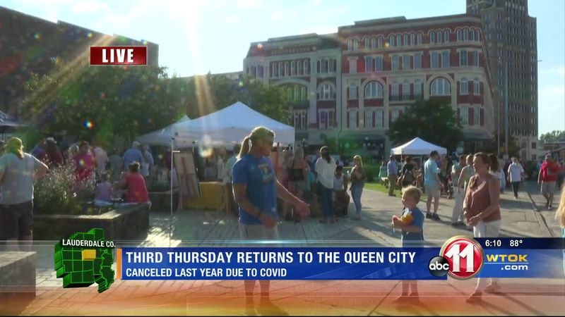 Third Thursday returns to the Queen City