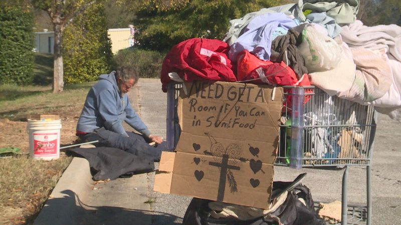Authorities say there are better ways to help struggling people. In fact, panhandling is a...