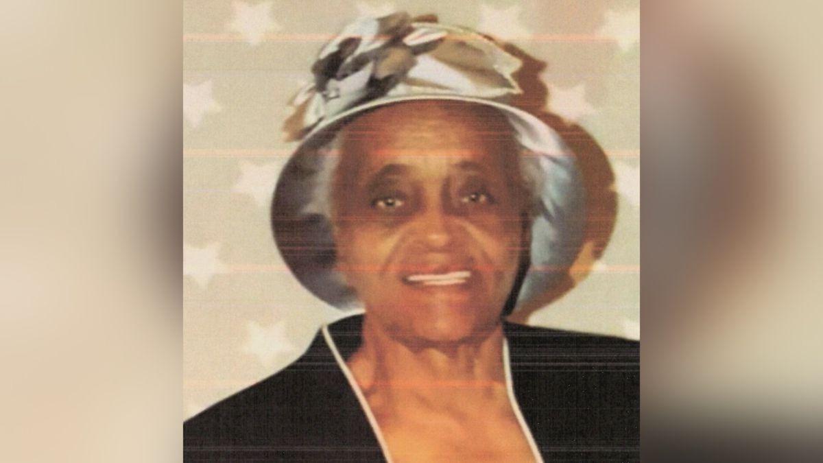 Annie Mae Gallager, 86, subject of a Silver Alert in Pike County, Miss., June 10, 2019 (Source: State of Mississippi/Dept. of Public Safety)