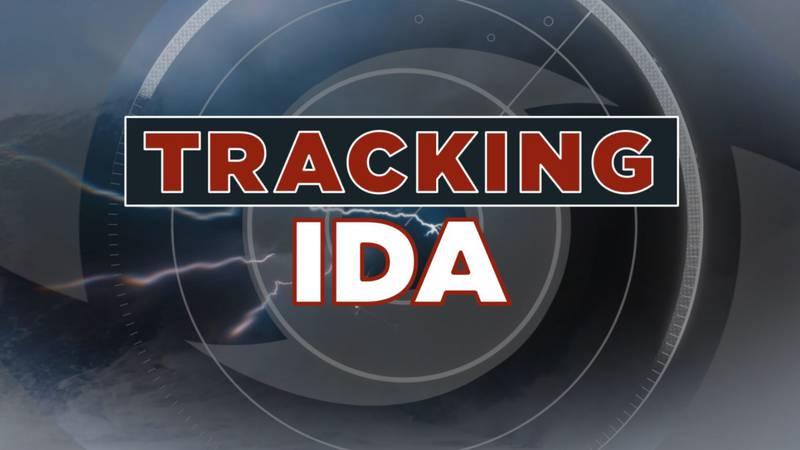 Tracking Ida