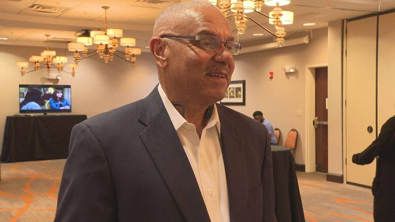 Jimmie Smith, Projected Mayor-Elect of Meridian.
