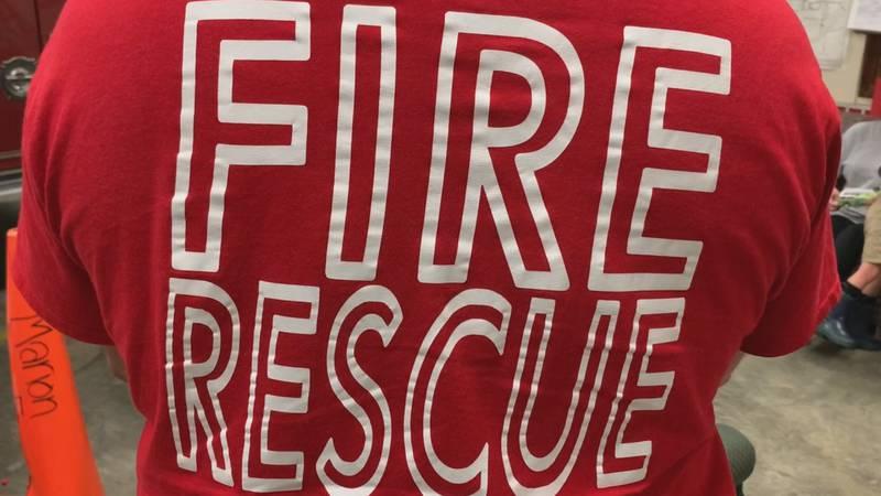 Marion Volunteer Fire Department