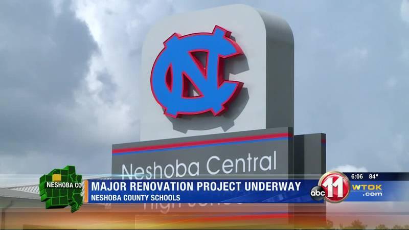 Major improvements and upgrades continue at Neshoba Central