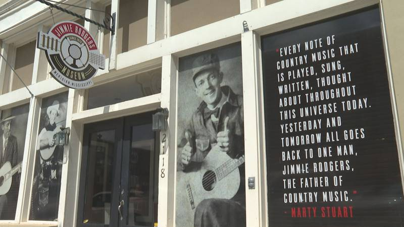 The Jimmie Rodgers Museum