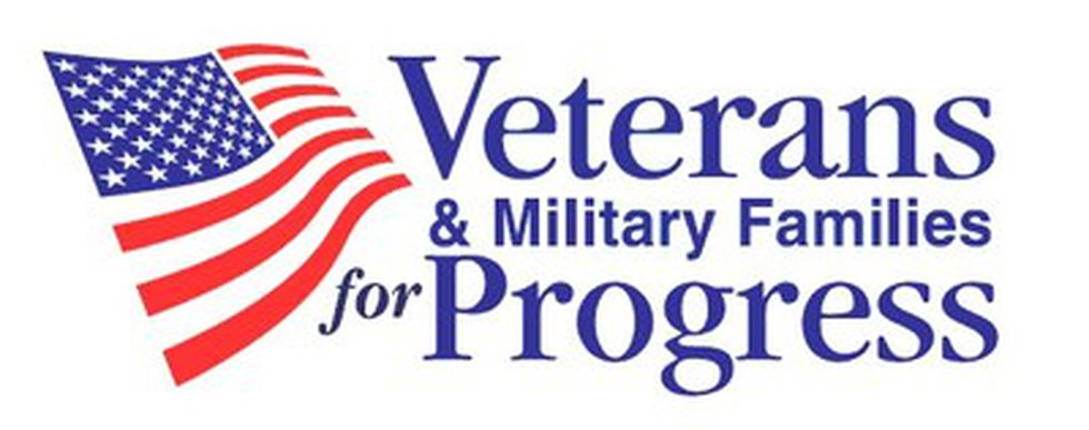 (PRNewsfoto/Veterans and Military Families for Progress)