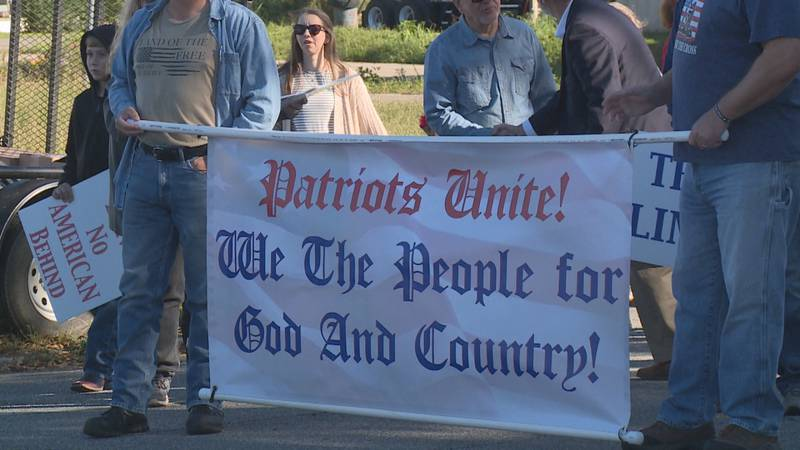 """First ever """"Patriot Rally"""" held Saturday"""