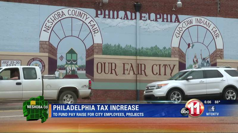 Proposed Philadelphia tax increase to fund raise for city workers
