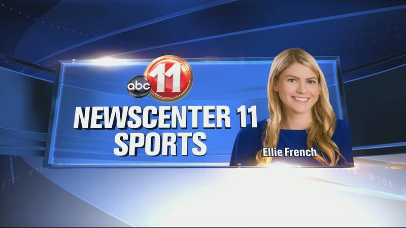 Sports with Ellie Intro GFX