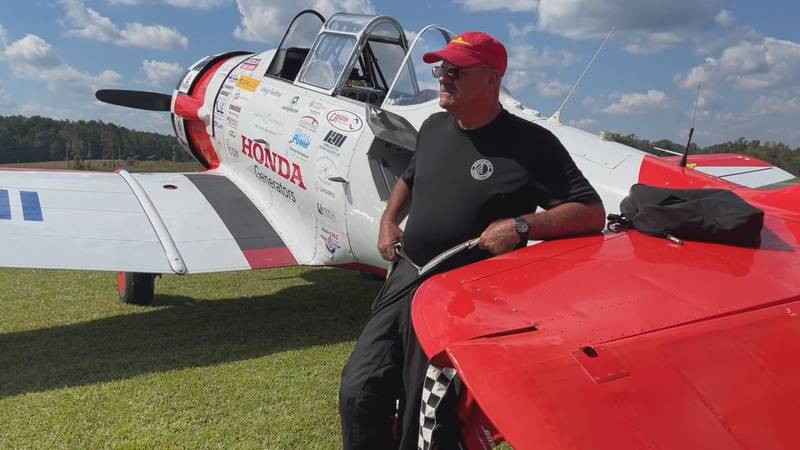 The 6th Annual Wings Over Winston air Show is Saturday.