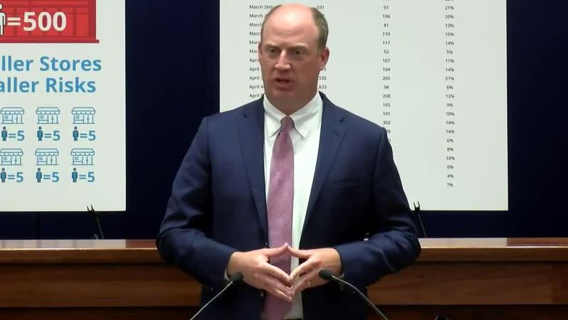 Alabama Lt. Gov. Will Ainsworth announced on social media Friday that he has decided not to run...