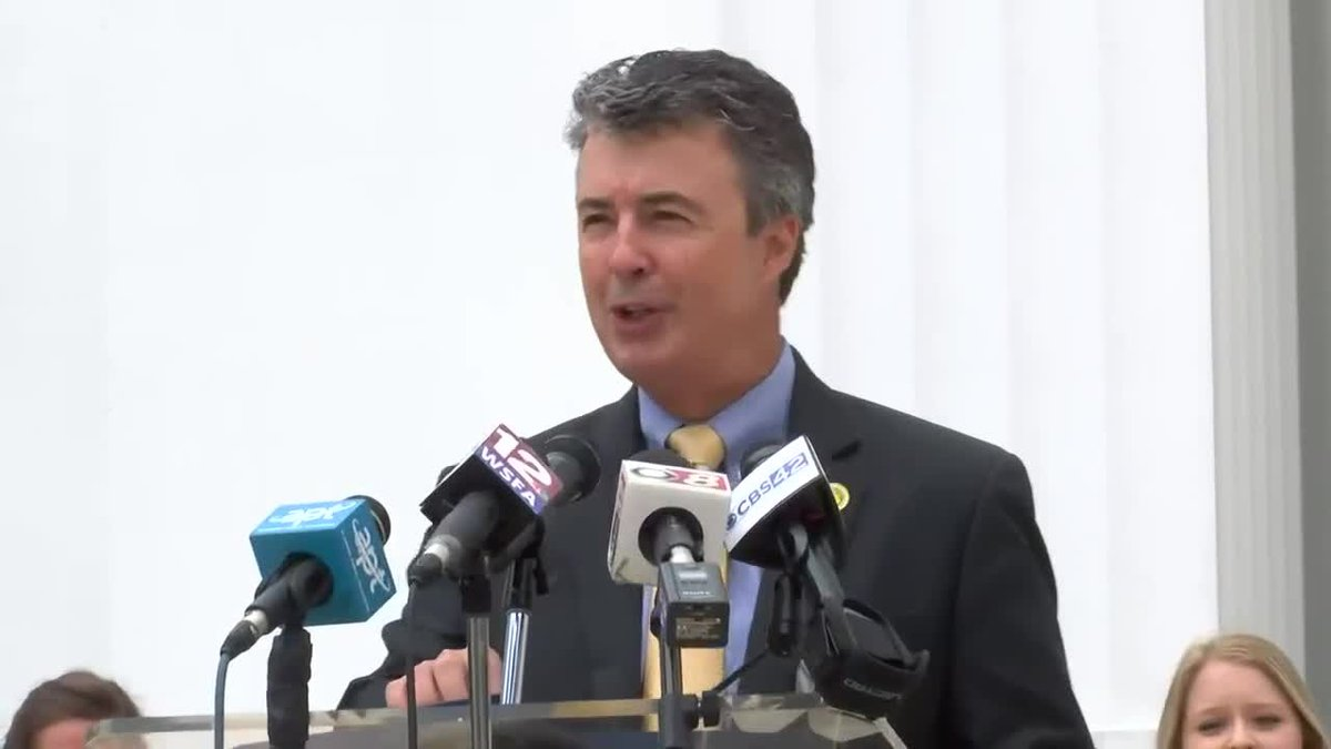 Alabama Attorney General Steve Marshall announced plans for his reelection campaign  Thursday.