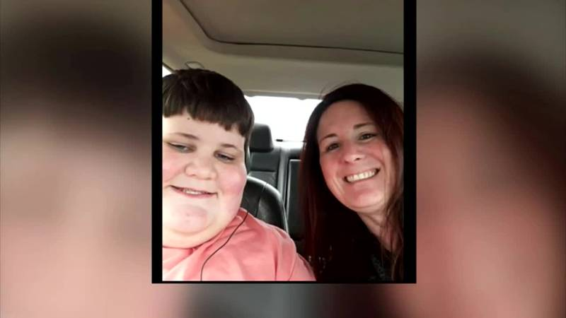 A Georgia mother, currently battling COVID-19, is getting ready to bury her 13-year-old son who...