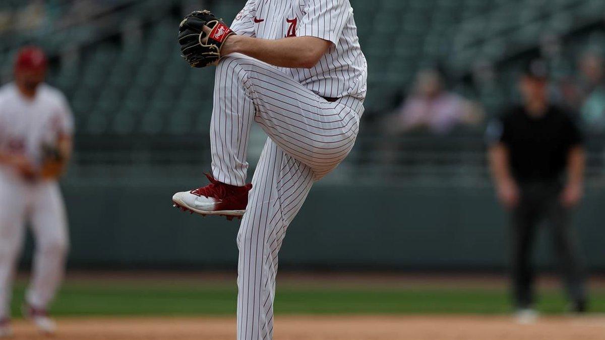 Jake Walters (Source: Alabama Baseball)
