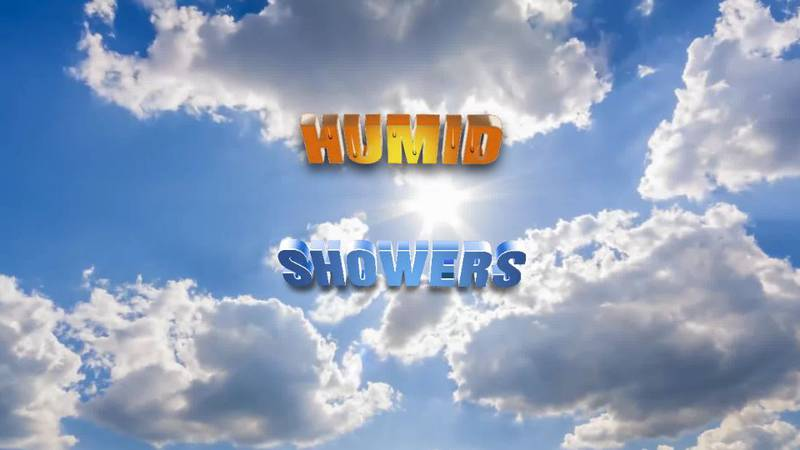 We've enjoyed a break from both humidity and showers, but they'll start creeping back into the...