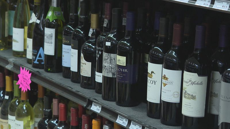 House Bill 1135 would allow for licensed businesses to deliver beer or wine to customers within...