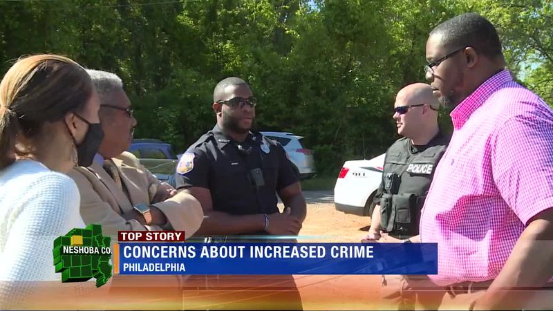 Concerns about increased crime in Philadelphia