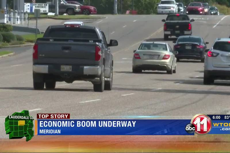Economic growth continues in Meridian