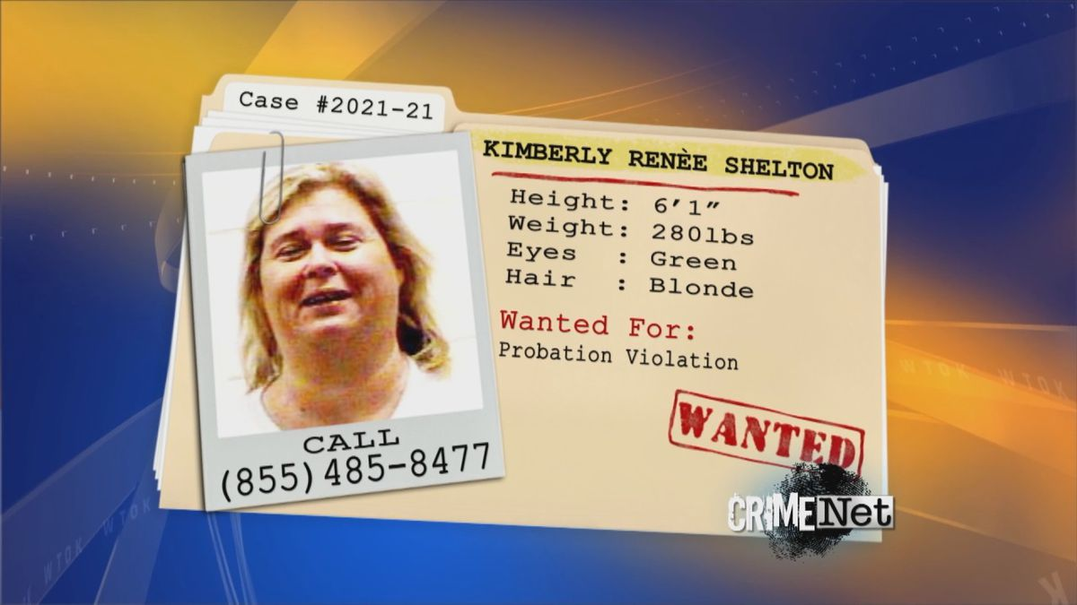 The Lauderdale County Sheriff's Department needs your help to locate Kimberly Renèe Shelton.