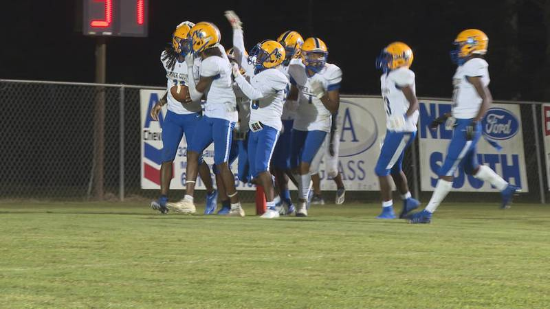 After giving up a scoop and score TD, Wildcats respond with a kickoff returned touchdown.