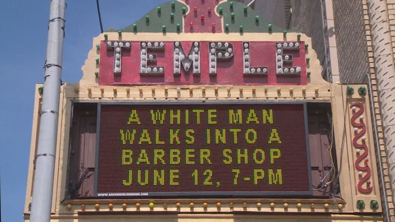 The documentary takes a look at race relations around America and Meridian is heavily featured...
