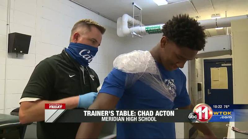 Trainer's Table: Chad Acton (Meridian)