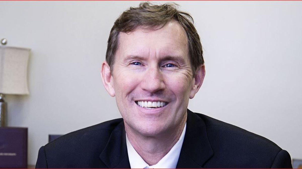 Dr. Scott Alsobrooks (Source: East Mississippi Community College)