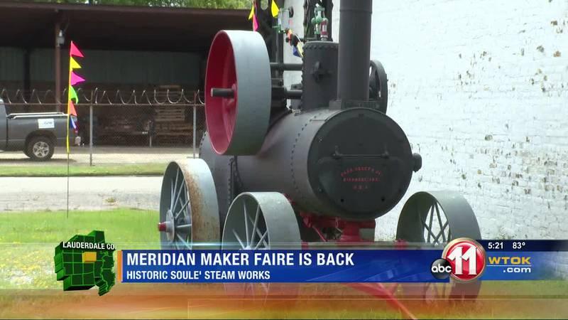 Meridian Maker Faire returns