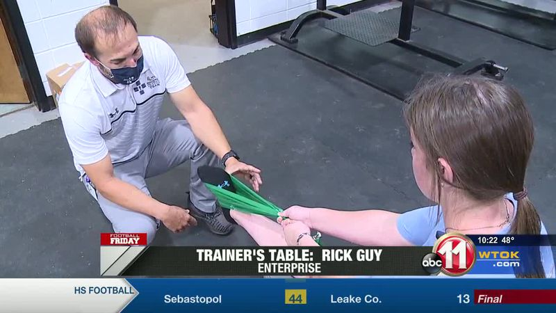 Trainer's Table: Rick Guy (Enterprise)